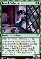 Conspiracy - Take the Crown: Leovold's Operative