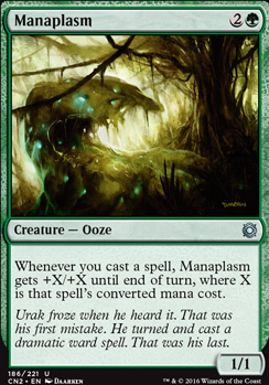 Conspiracy - Take the Crown: Manaplasm