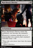 Conspiracy - Take the Crown: Marchesa's Decree