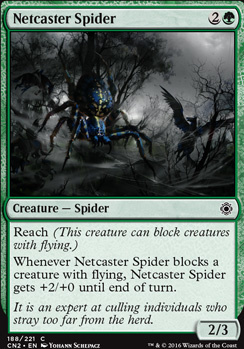 Conspiracy - Take the Crown Foil: Netcaster Spider