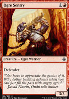 Conspiracy - Take the Crown: Ogre Sentry