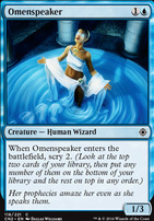 Conspiracy - Take the Crown Foil: Omenspeaker