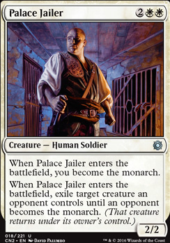 Conspiracy - Take the Crown: Palace Jailer