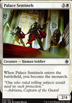 Conspiracy - Take the Crown Foil: Palace Sentinels