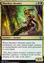 Conspiracy - Take the Crown Foil: Pharika's Mender