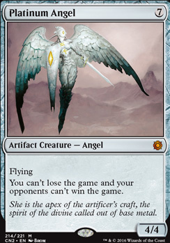 Conspiracy - Take the Crown Foil: Platinum Angel