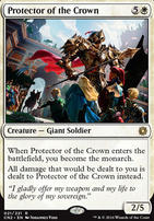Conspiracy - Take the Crown: Protector of the Crown