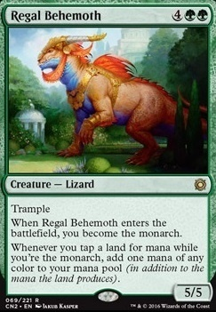 Conspiracy - Take the Crown: Regal Behemoth