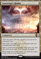 Conspiracy - Take the Crown Foil: Sovereign's Realm