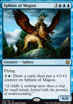 Conspiracy - Take the Crown Foil: Sphinx of Magosi