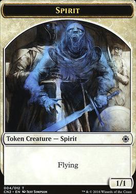 Conspiracy - Take the Crown: Spirit Token