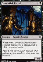 Conspiracy - Take the Crown Foil: Stromkirk Patrol