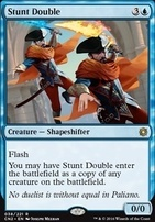 Conspiracy - Take the Crown Foil: Stunt Double