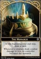 Conspiracy - Take the Crown: The Monarch Token