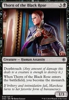 Conspiracy - Take the Crown: Thorn of the Black Rose