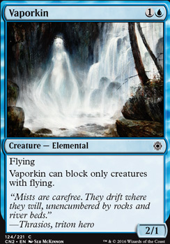 Conspiracy - Take the Crown Foil: Vaporkin