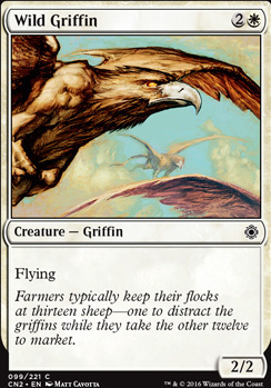 Conspiracy - Take the Crown Foil: Wild Griffin