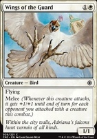 Conspiracy - Take the Crown Foil: Wings of the Guard