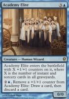 Conspiracy Foil: Academy Elite