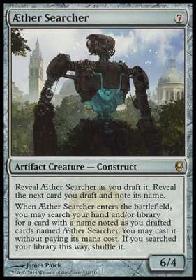 Conspiracy: Aether Searcher