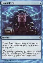 Conspiracy: Brainstorm