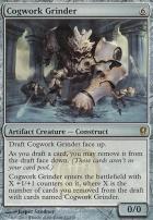 Conspiracy Foil: Cogwork Grinder