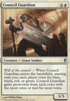Conspiracy: Council Guardian