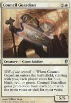 Conspiracy: Council Guardian