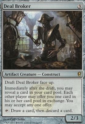 Conspiracy Foil: Deal Broker