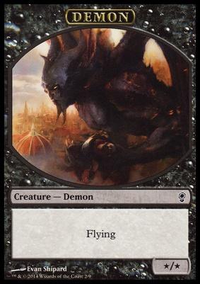 Conspiracy: Demon Token