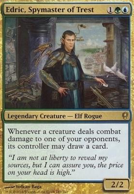 Conspiracy: Edric, Spymaster of Trest