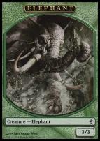 Conspiracy: Elephant Token