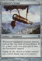 Conspiracy Foil: Explorer's Scope