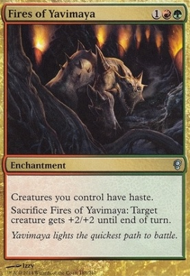Conspiracy: Fires of Yavimaya