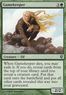 Conspiracy: Gamekeeper