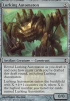 Conspiracy: Lurking Automaton