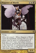 Conspiracy: Magister of Worth