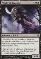Conspiracy Foil: Morkrut Banshee