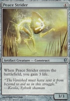 Conspiracy Foil: Peace Strider