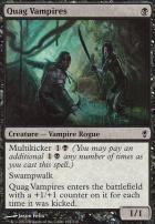 Conspiracy: Quag Vampires