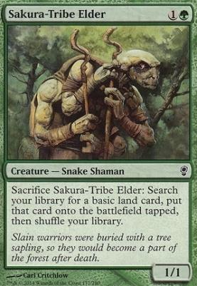 Conspiracy: Sakura-Tribe Elder