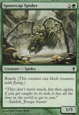 Conspiracy: Sporecap Spider