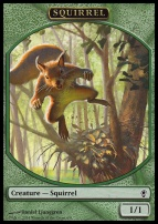 Conspiracy: Squirrel Token