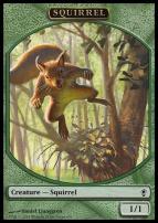 Conspiracy: Squirrel Token
