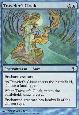 Conspiracy: Traveler's Cloak