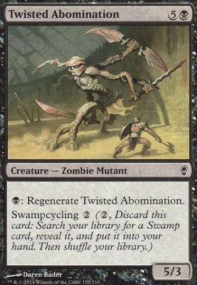 Conspiracy: Twisted Abomination