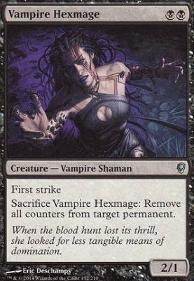 Conspiracy: Vampire Hexmage
