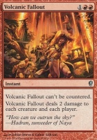 Conspiracy Foil: Volcanic Fallout