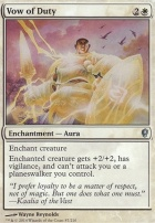 Conspiracy Foil: Vow of Duty
