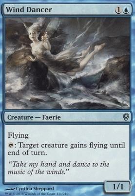 Conspiracy Foil: Wind Dancer